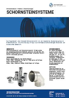 Schornsteinsysteme RoC Stahl GmbH Bochum